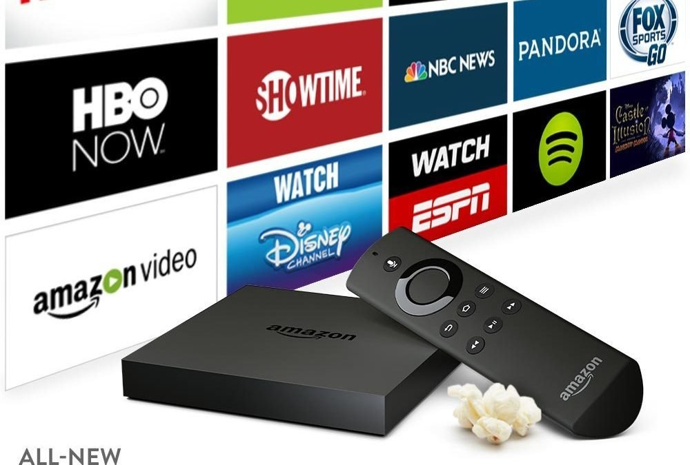New Fire TV Kills Apple TV with 4K Ultra HD + Voice