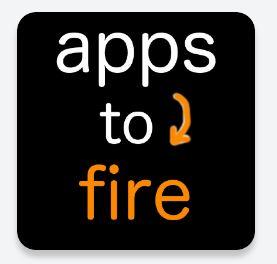 Apps2Fire sideloader for installing Kodi on Firestick