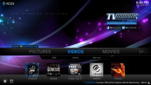 Kodi aka XBMC Screenshots for Best Kodi Addons