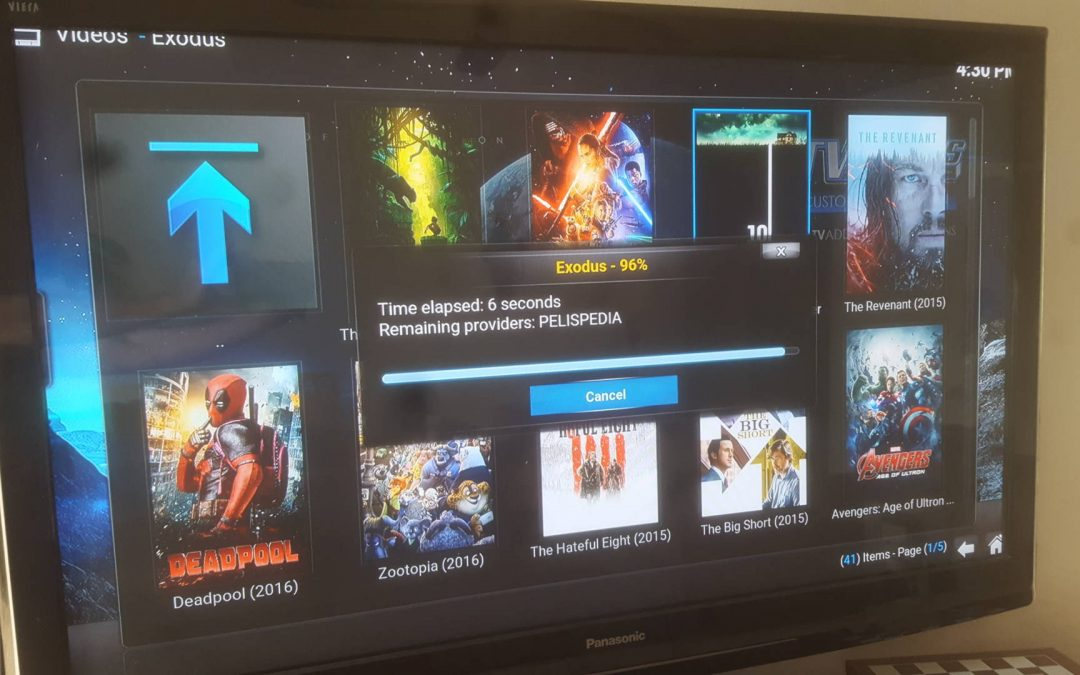 Exodus Kodi Add-On Review & Install Guide