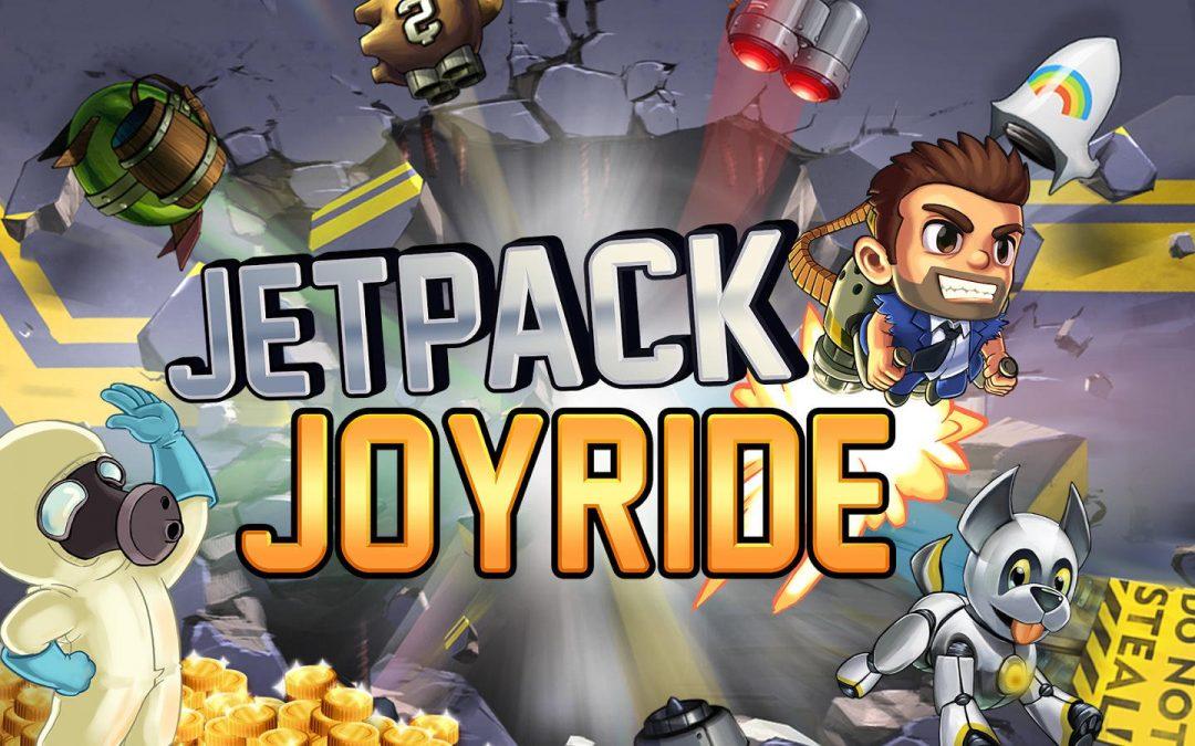 Free App of the Day: Jetpack Joyride