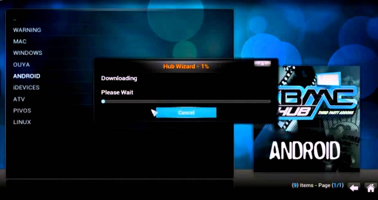 How to Install XBMC Hub Wizard in Kodi (EASY SETUP)