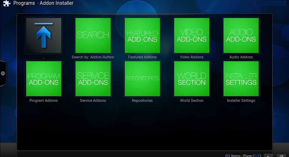 How to Install Addon Installer for Kodi / XBMC