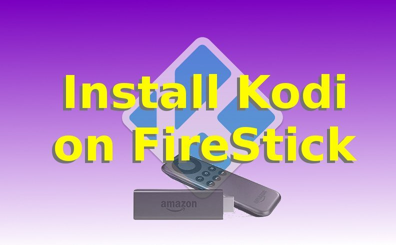Install Kodi No Computer Method (Custom Download Server) for Fire TV