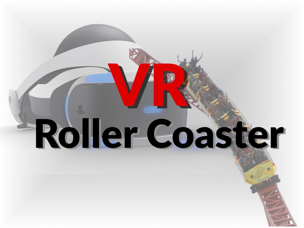 VR Roller Coaster Game for PS VR + Gear VR: Rilix and Rollercoaster Dreams