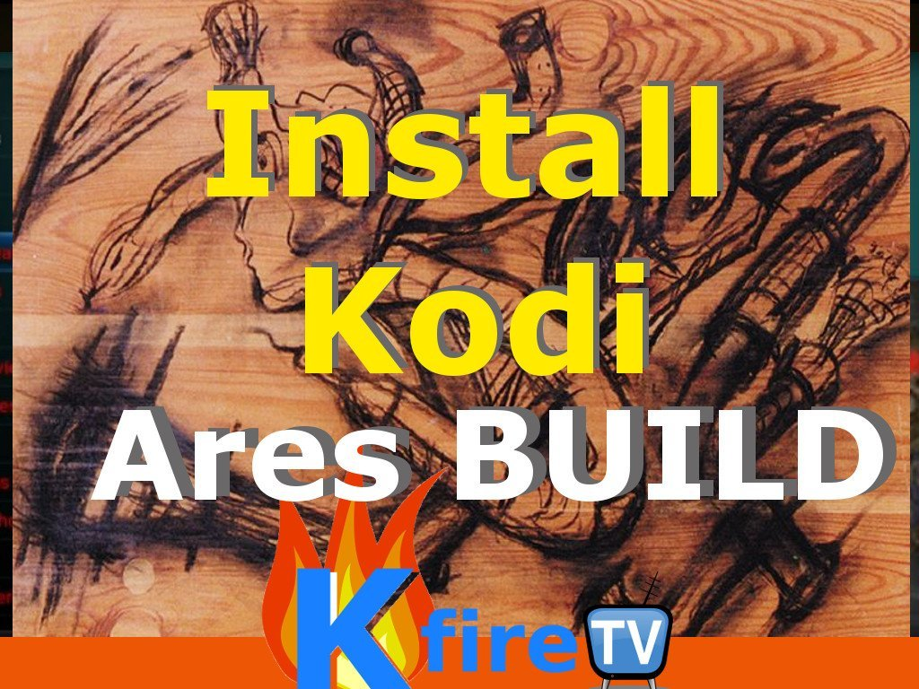 How to Install Ares Build Wizard on Kodi