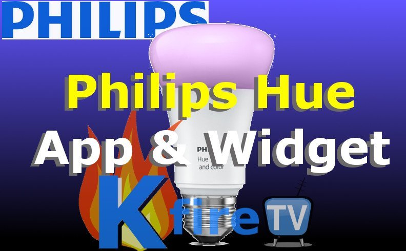 Philips Hue Alexa Widget & App Setup Guide (Video)