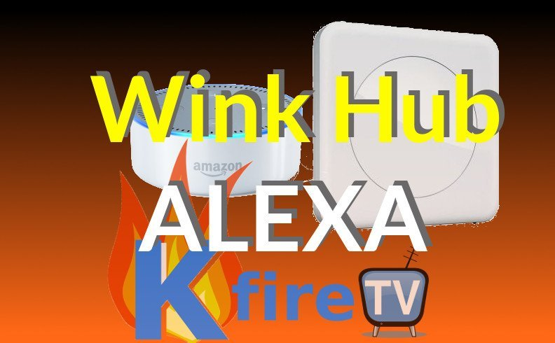 Wink Hub Alexa Voice Control: How To Control Z-Wave Devices with Voice via Alexa / Echo Dot
