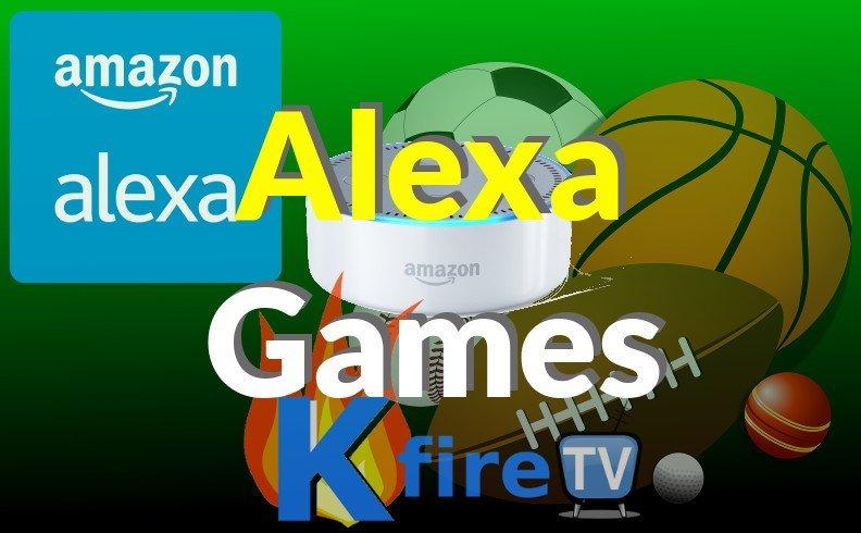 Alexa Games
