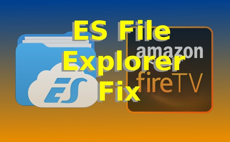 ES File Explorer Not Downloading KODI? Try this fix.