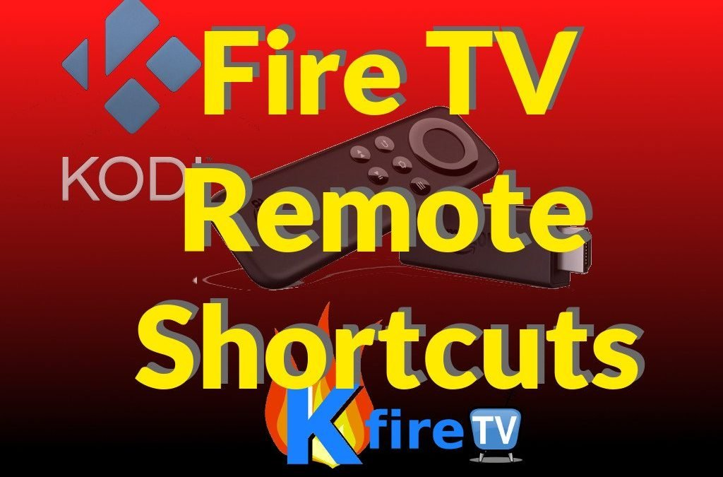Fire TV Remote Shortcuts (Hidden Commands): Reboot, Reset to Factory + More