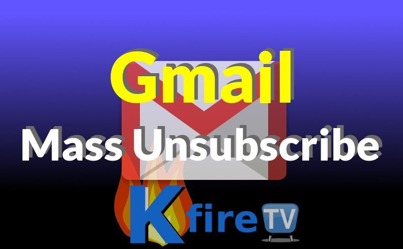 Gmail Mass Unsubscribe: How to Stop Spam for Good