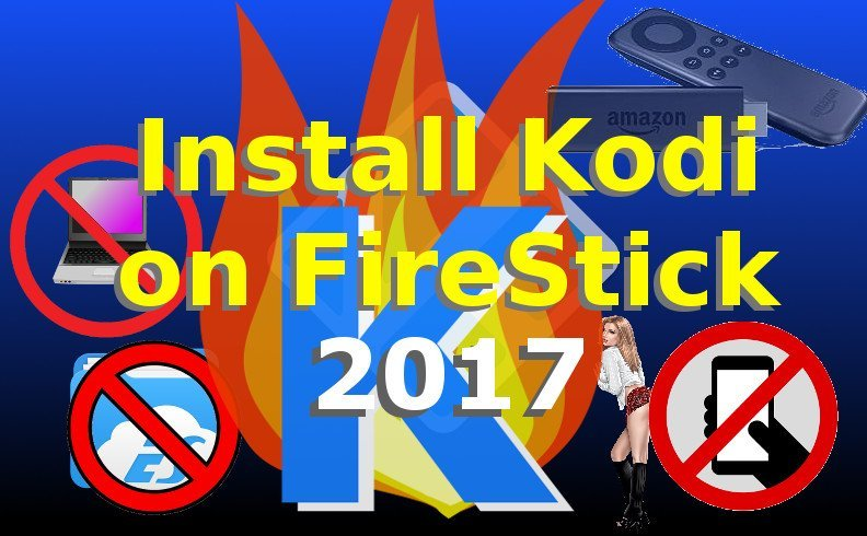 How to Install Kodi Jarvis on FireStick: Step-by-Step Tutorial for 2017 +YouTube Video