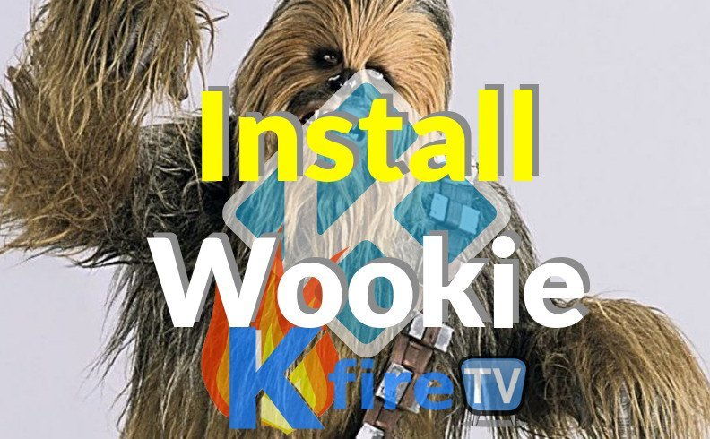 How to Install Wookie Wizard & Wookie Builds in Kodi