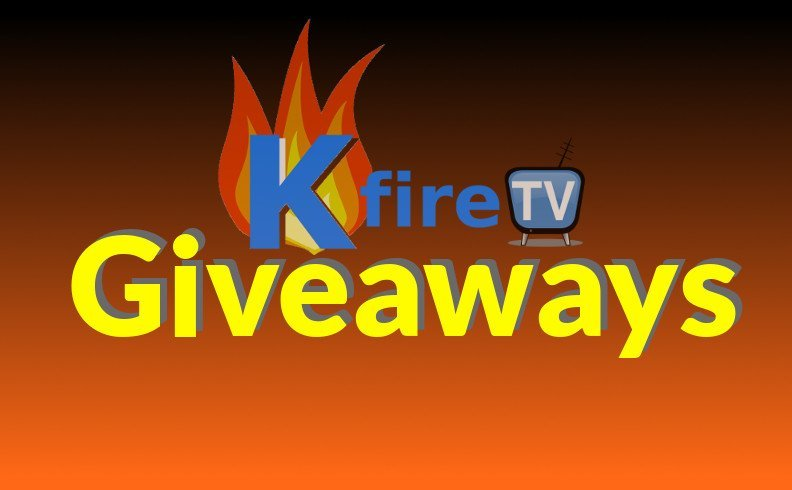 KFire TV Giveaways: FREE Gadgets, Gear and Electronics