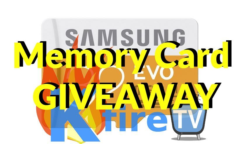 Memory Card Giveaway: Samsung 32GB Micro SD Card + Reader (48MB/s EVO)