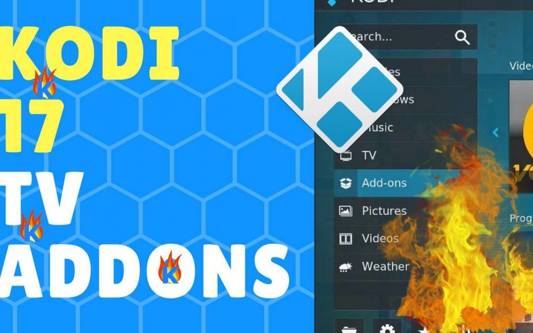 How to Install Kodi 17 TVAddons