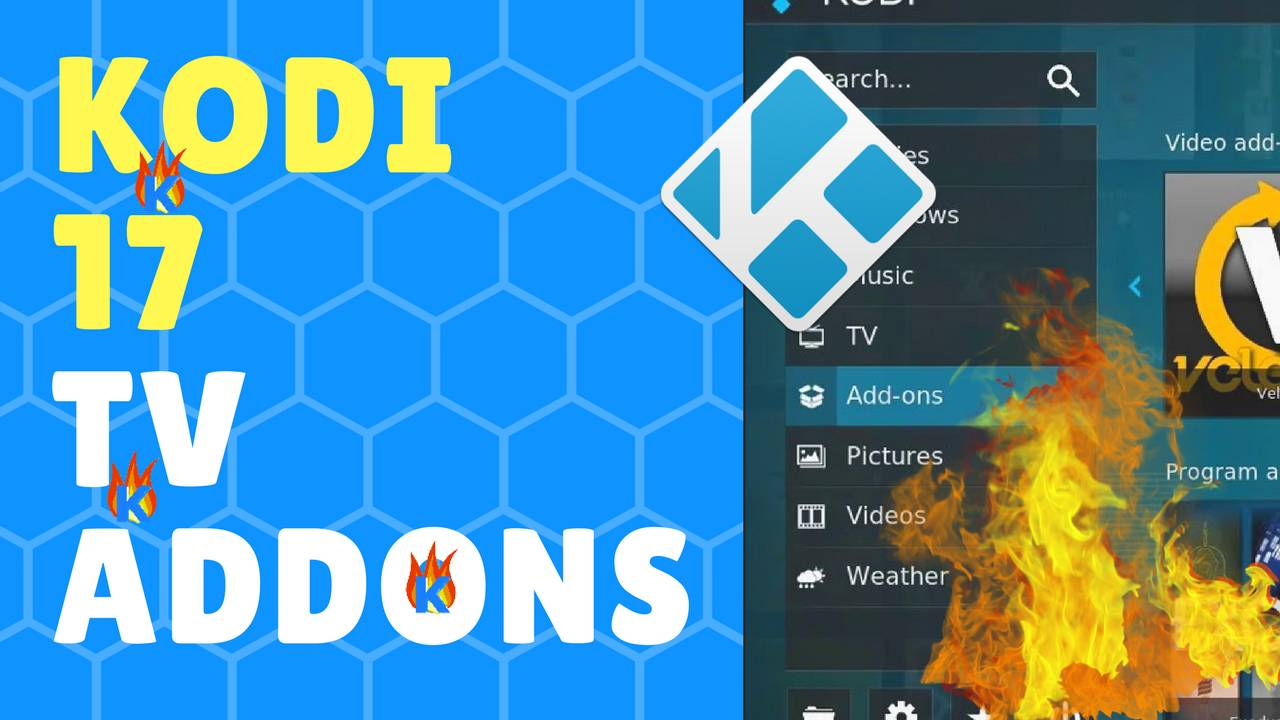 How to Install Kodi 17 TVAddons