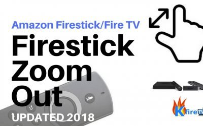Fire Stick Zoom Out: How to Fix Fire TV Screen Zoomed In