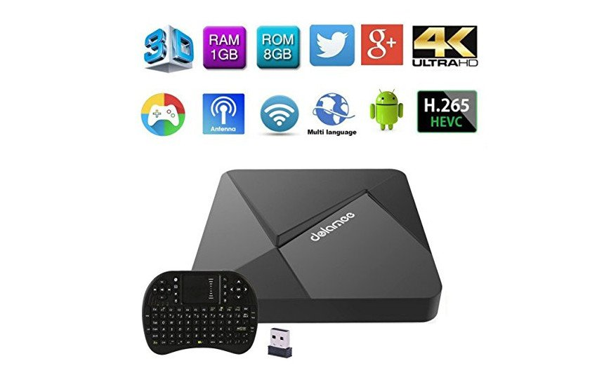 Android TV Box Review: RK3229 Edal, the $46 Kodi Box + EMULATOR PowerHouse