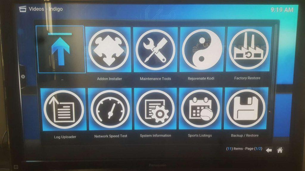 Kodi Indigo Install: How to Install TV Addons   KFire TV