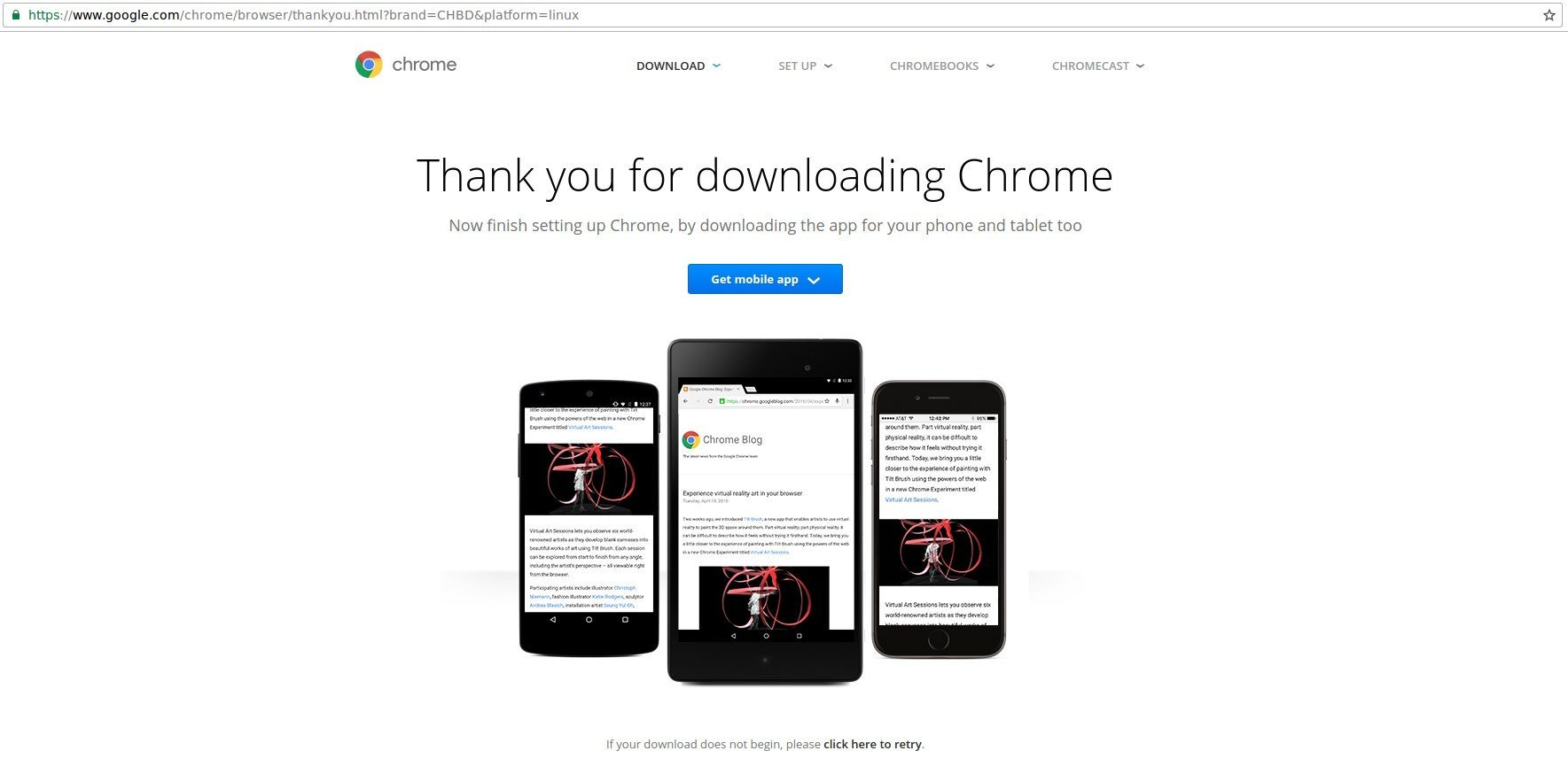 Chrome Offline Installer for Windows, Mac, Android, and Linux