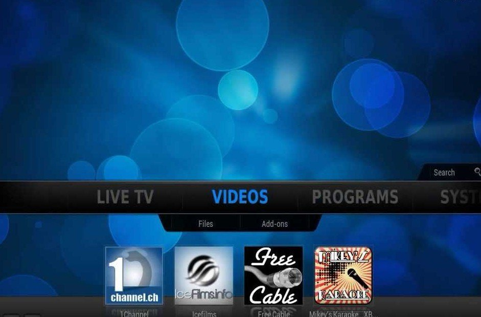 Kodi 17 Confluence: Switch Back to Kodi 16 Skin