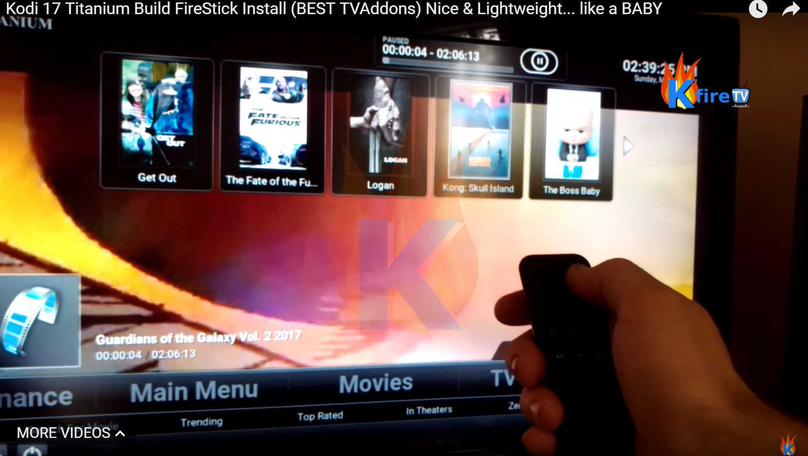 Best Light Build For Kodi On Fire Stick