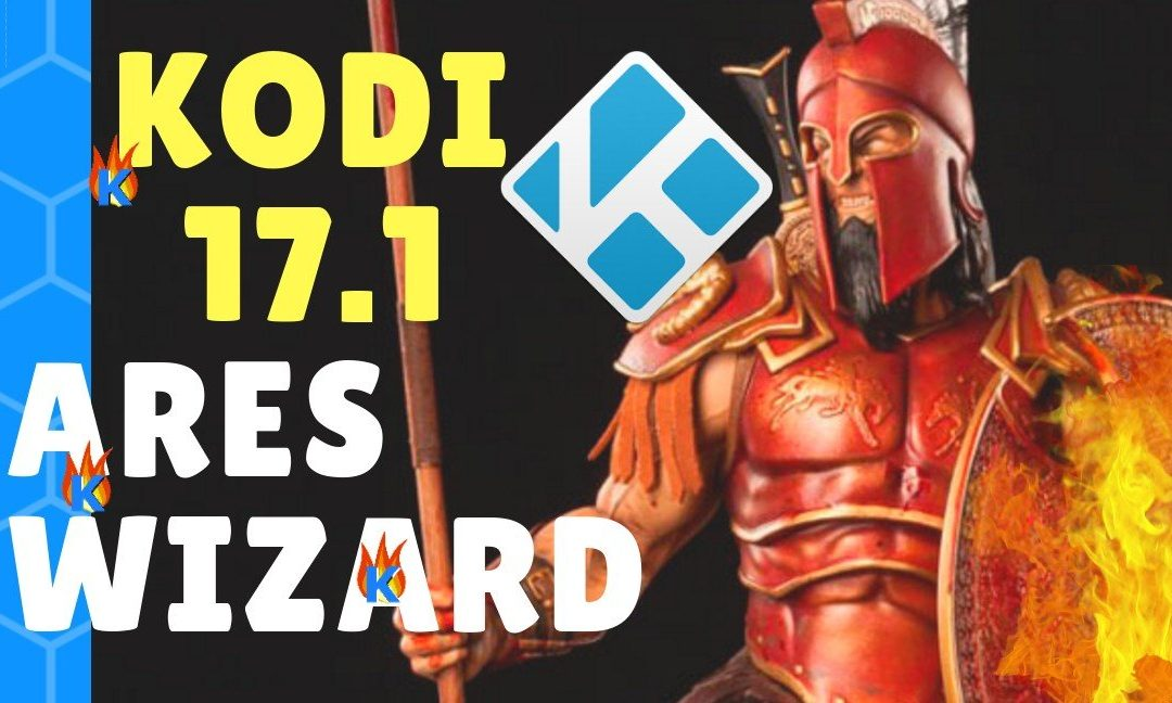 How to Install Kodi 17.1 Ares Wizard on FireStick