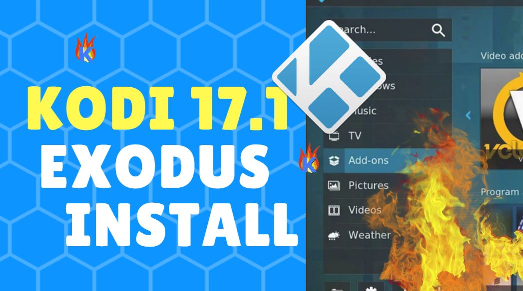 How to Do Kodi 17.1 Exodus Install + Add Trakt and Real-Debrid