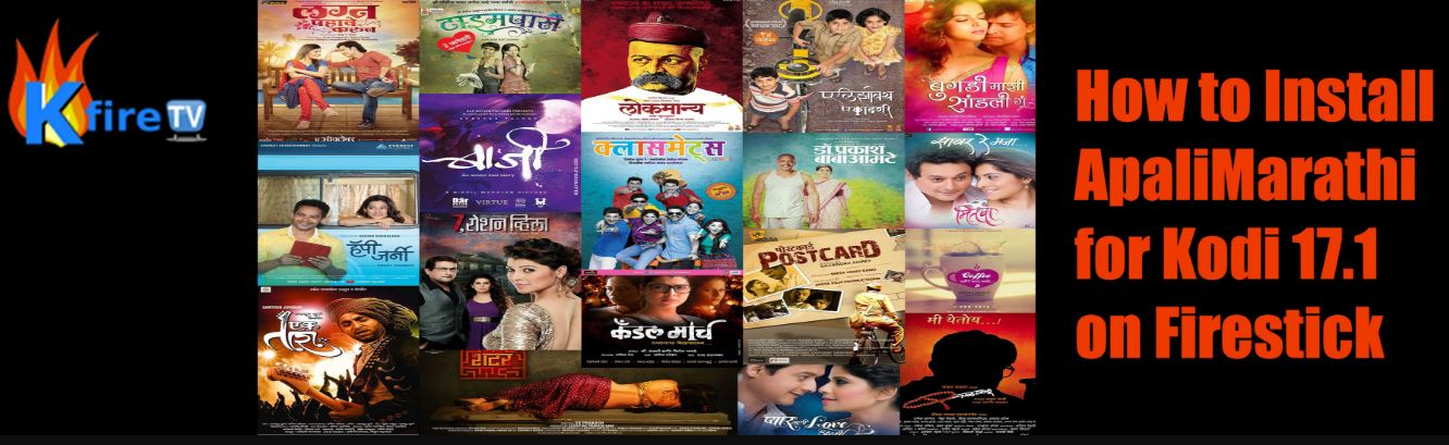 How to Install ApaliMarathi for Kodi 17.1 on Firestick