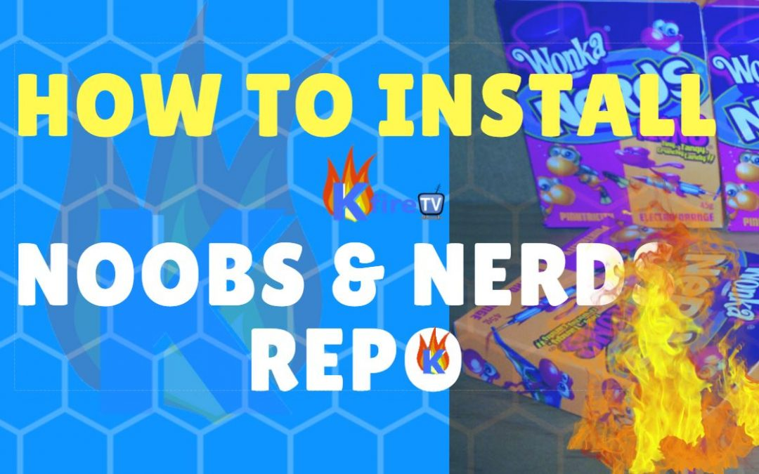 How to Install NoobsAndNerds Repository for Bob + TV Addons (NEW SOURCE – WORKS)