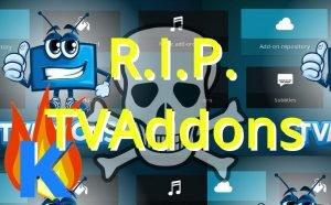 TVAddons goes offline