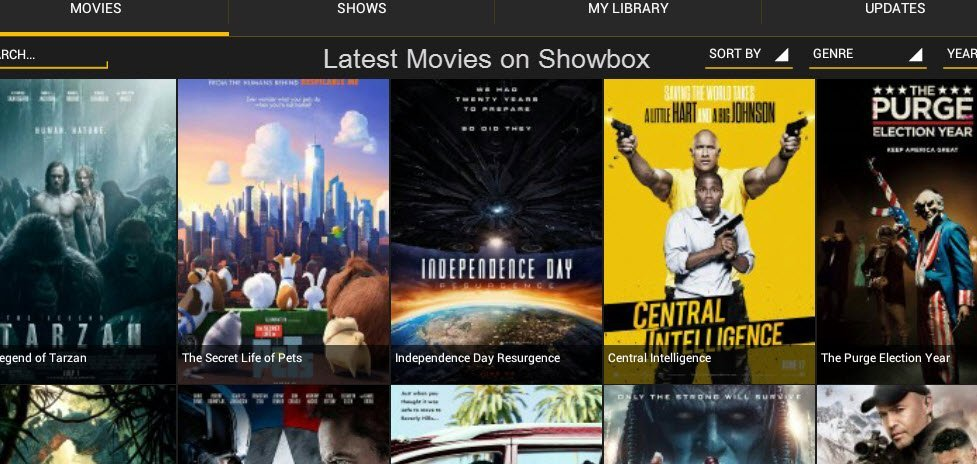 How to Install Show Box on Firestick or Fire TV