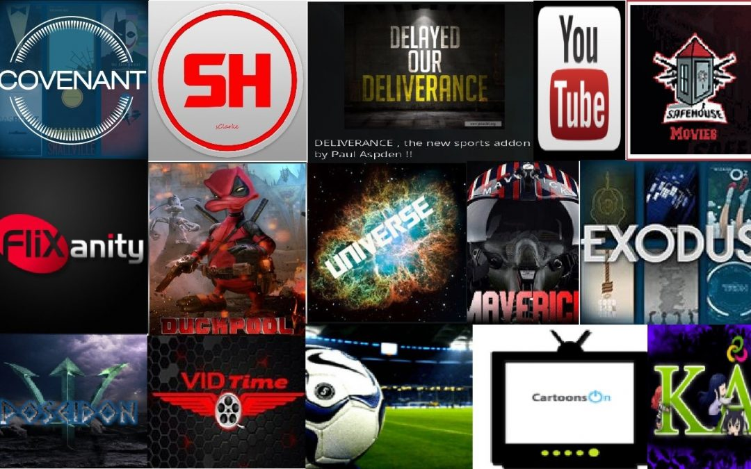 how to get the best kodi addons