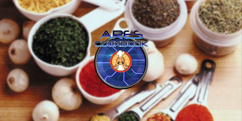 Ares Cookbook Kodi