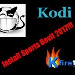 Kodi Install Sports Devil 2017 Addon Guide