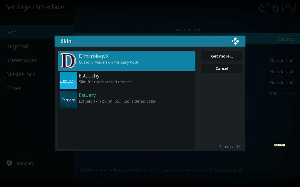 Choose DimitrologyK skin