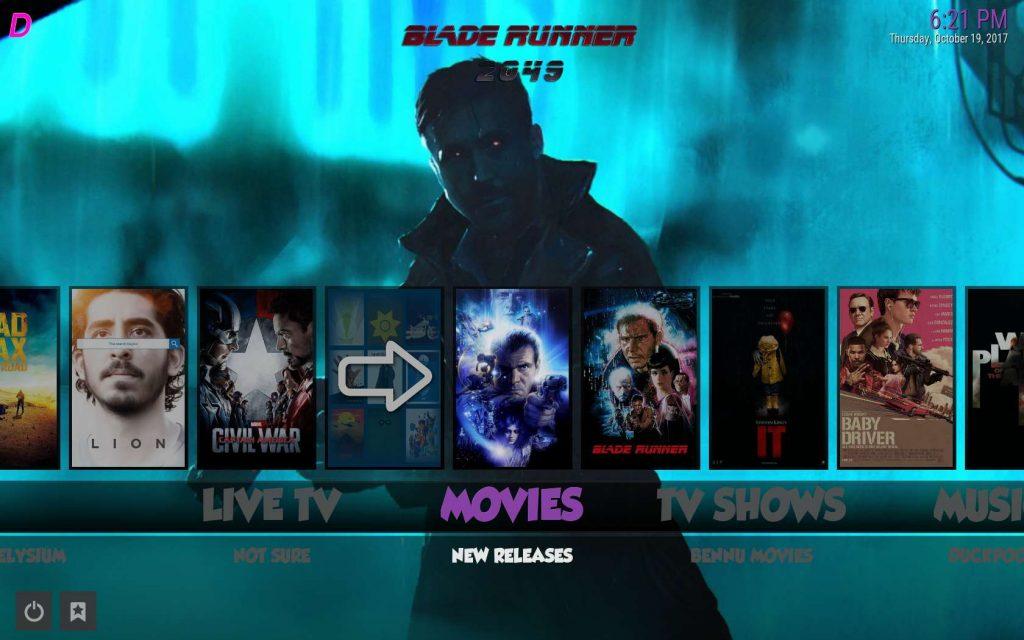 Best Kodi Build for Movies - Boom Shakalaka Movies