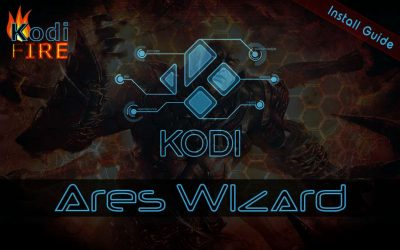 How To Install Ares Wizard Kodi Installer from Ares Project Repo