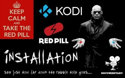 Red Pill Kodi How to Install Documentary TV Add-on