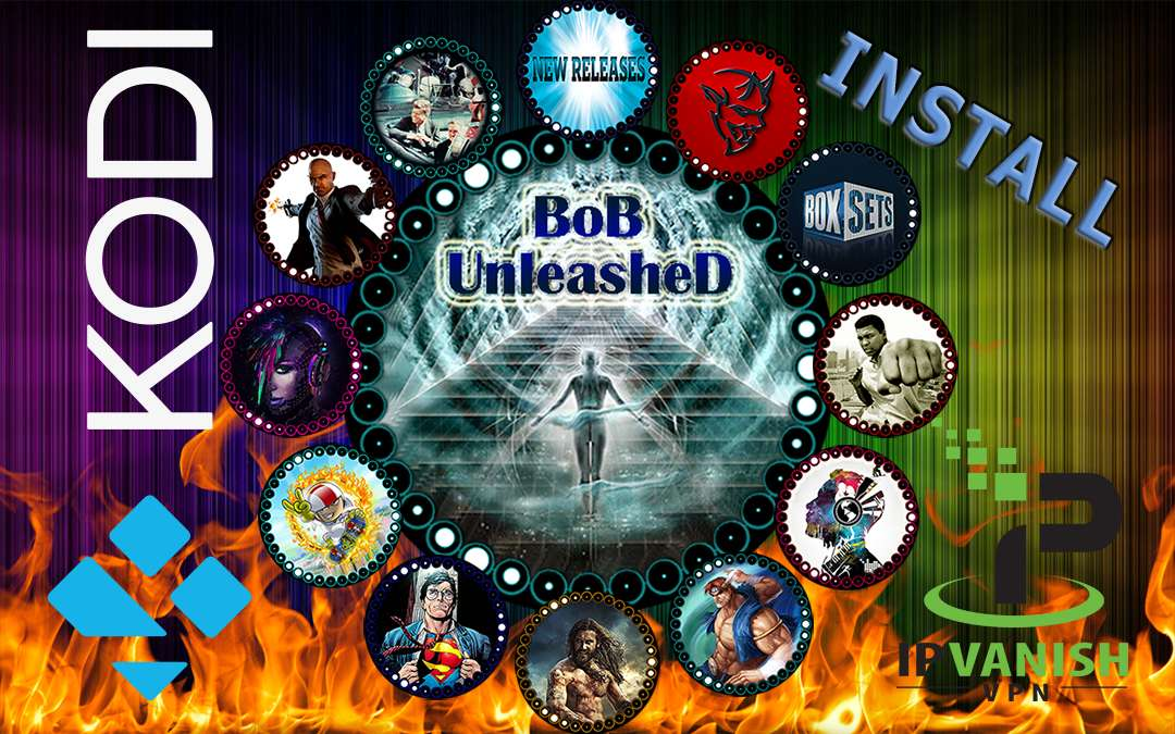 How to Install BoB UnleasheD Kodi Add-on Visual Tutorial