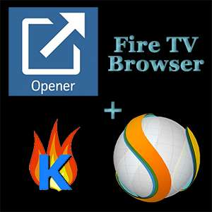 Fire TV Browser To Surf The Web On Your Firestick