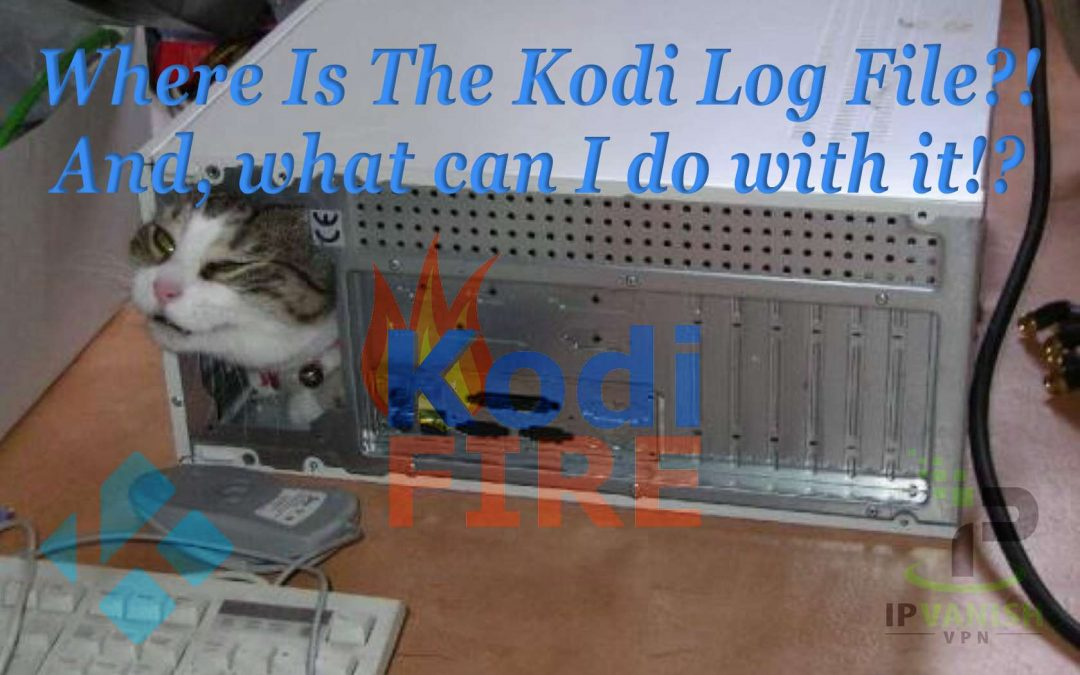 How to Find, Debug, and FIX with Kodi Error Log File