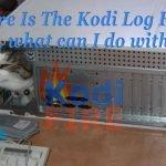 Kodi Log File Fix Errors