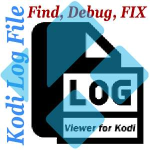 How to Find and Debug with Kodi Error Log File