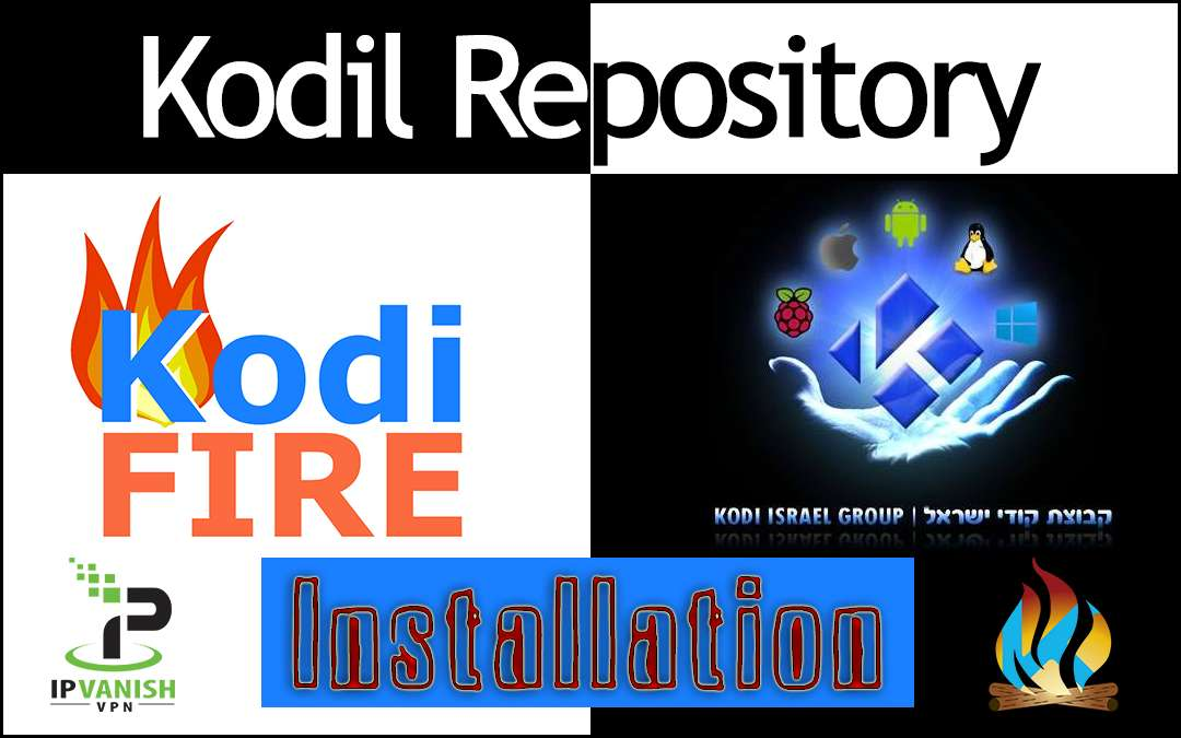 How to Install Kodi Kodil Repository (Exodus, SALTS, Phoenix