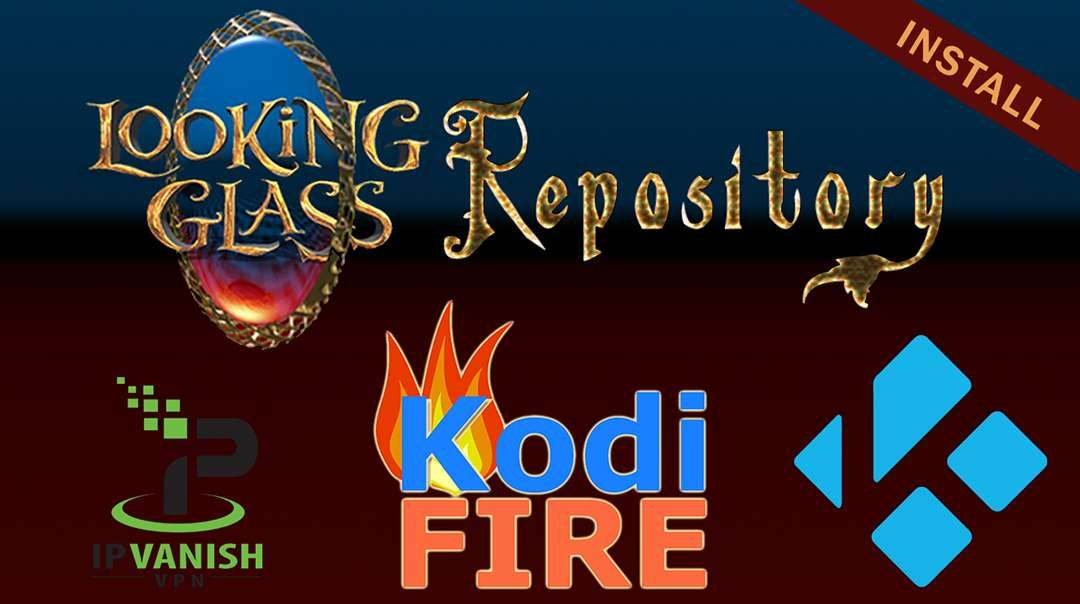 How to Install Looking Glass Kodi Repository (Wizard, Builds & TV Addons)