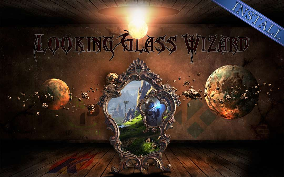 How to Install and Setup Looking Glass Wizard (Ares Wizard Gone)