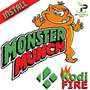 How to Install Monster Munch Kodi TV Addon Guide